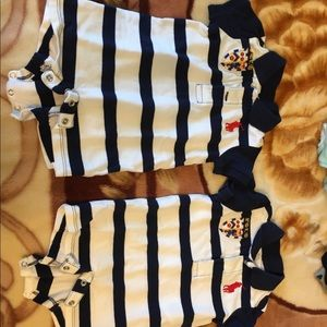 Twin Boy Twin Sets (0-3 months old)